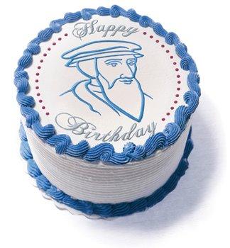 Calvin Cake