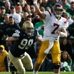 Trojans defeat Irish again
